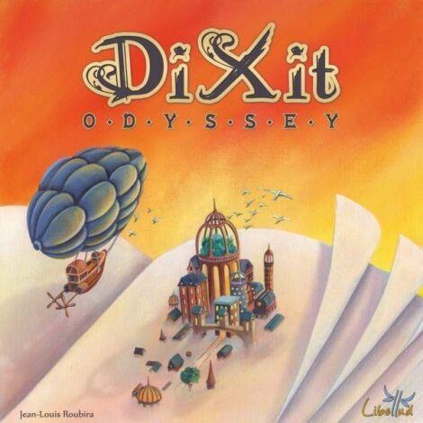 Asmodee Dixit Odyssey - magyar kiadás társasjáték ASM21496