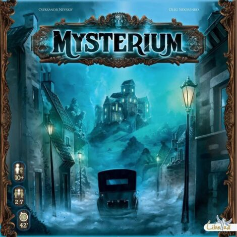Asmodee Mysterium társasjáték ASM34531