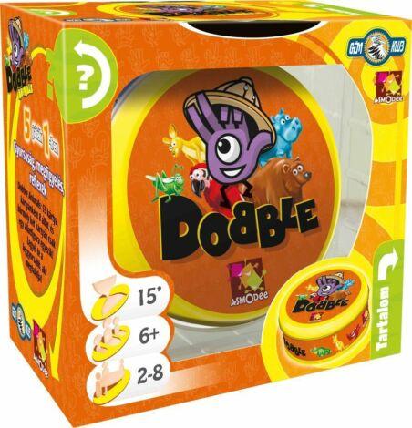 Asmodee Dobble Animals kártyajáték ASM34556