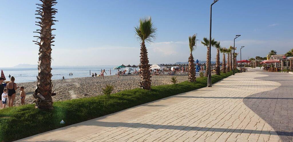Albánia tengerpart