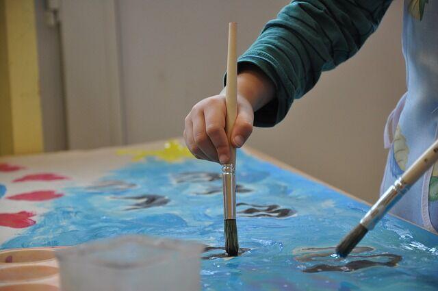 Festés mint kézművesség