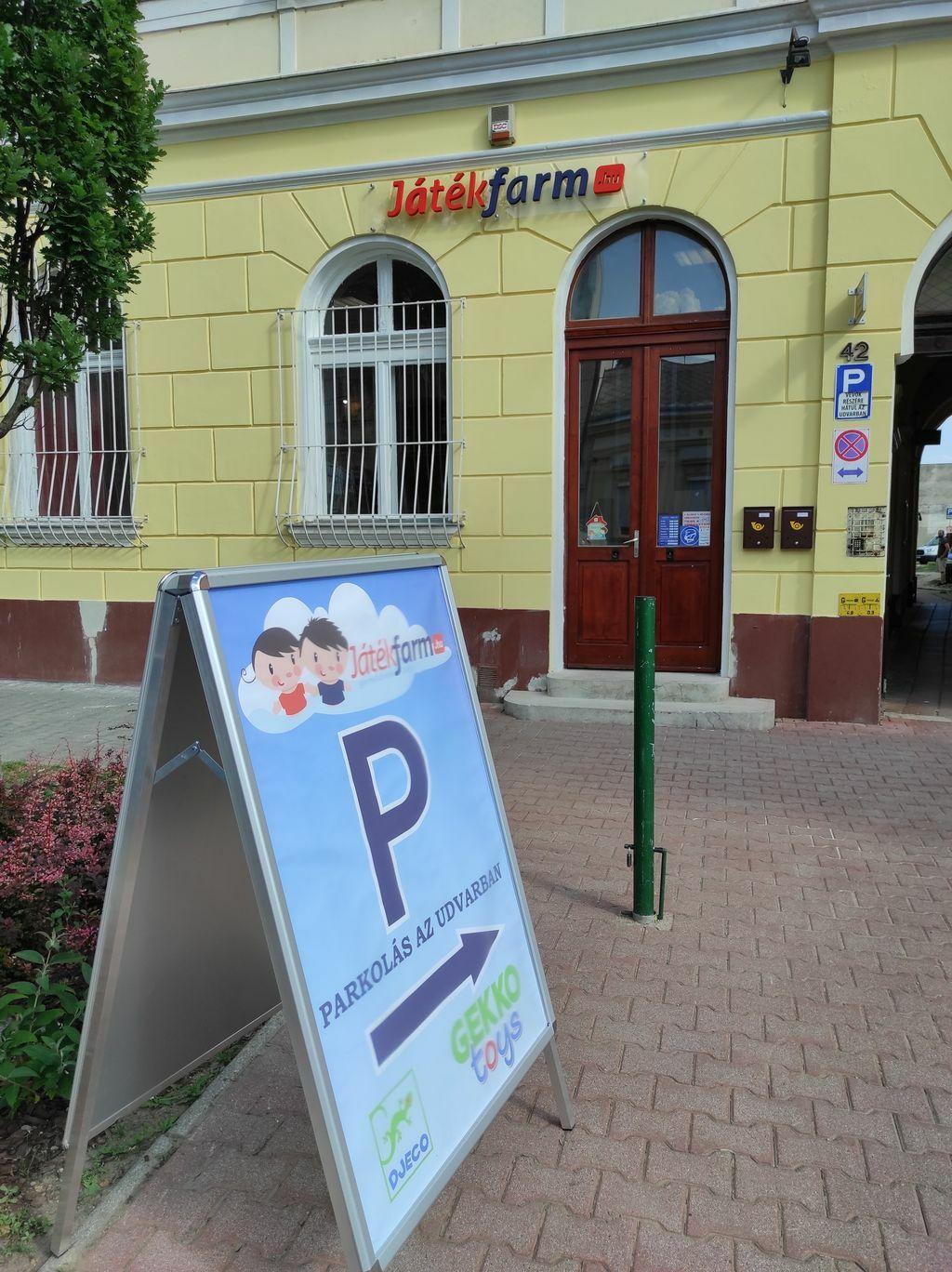 Játékbolt Debrecen Játékfarm Vámospércsi út 40