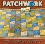Kétszemélyes társasjáték Patchwork