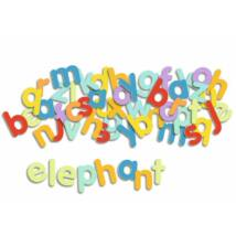 83 db mágneses kisbetű - 83 script letters