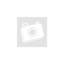 Kislányos fekete festett tejfogtartó doboz