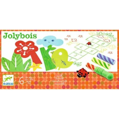 Ugróiskola - Jolibois - Hopscotch