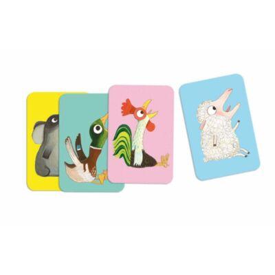 Batameuh hangutánzós kártyajáték