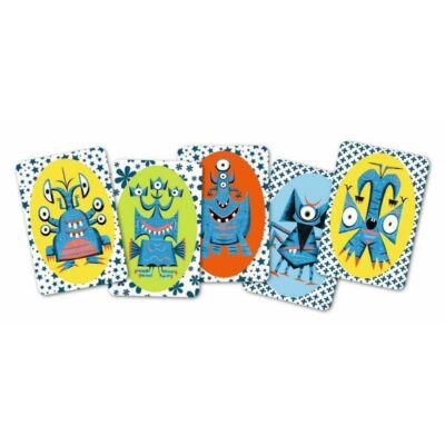 SpidMonster kártyajáték