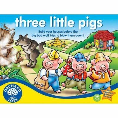 Három kismalac OR081 - Orchard