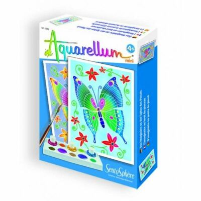 Aquarell mini - Pillangó - Sentosphere