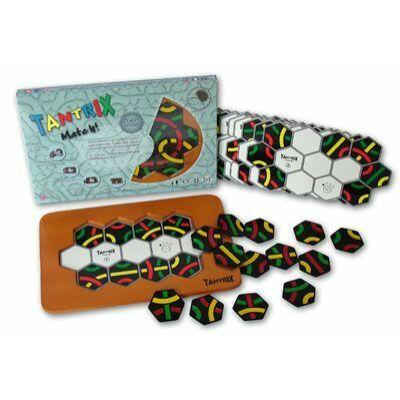 TANTRIX Match! Start készlet (13 lapka logikai játék