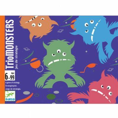 Triomonsters kártyajáték
