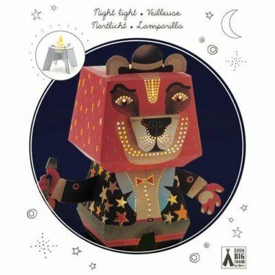 Arty Bear - LED éjjeli fény