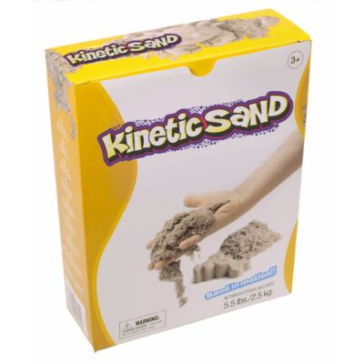 Kinetic Sand - Mozgó homok 2,5 kg