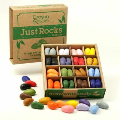 Kavicskréta Just Rocks Boxes (64 db-os) - Crayon Rocks
