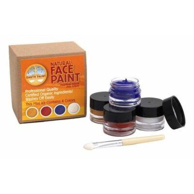 Natural Earth Paint mini arcfestő készlet 4 szín