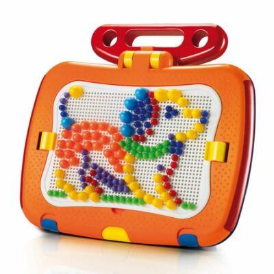 Combi pötyi játék - mágneses táblával, betűkkel