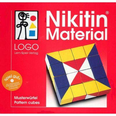 Nikitin Alap építőkocka - logikai játék