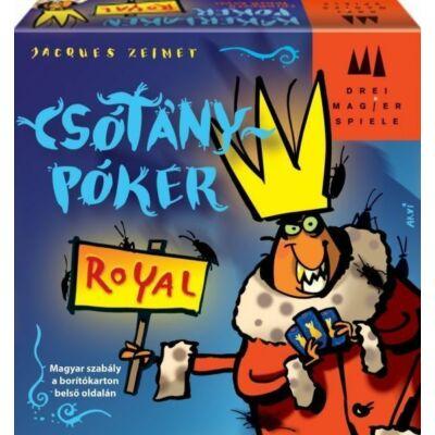 Csótánypóker - Kakerlakenpoker - Royal kártyajáték