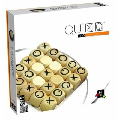 Quixo Mini logikai játék