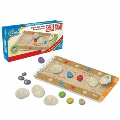 Shell Game logikai játék