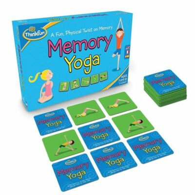 Thinkfun - Yoga Memory Game társasjáték
