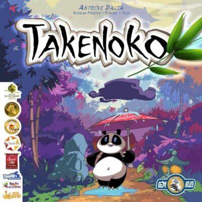 Takenoko - magyar kiadás társasjáték