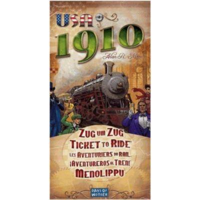 Ticket to Ride - USA 1910 társasjáték