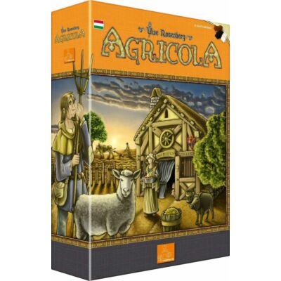 Agricola Hobby - magyar kiadás (2016) társasjáték