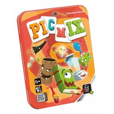 Picmix kártyajáték