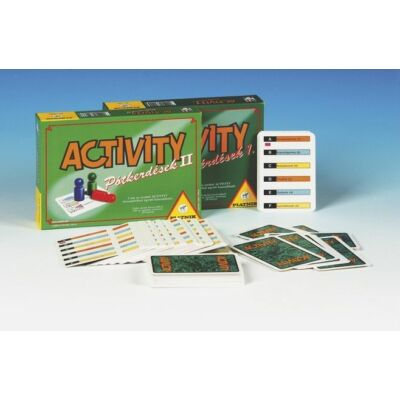 Activity Pótkérdések I. társasjáték