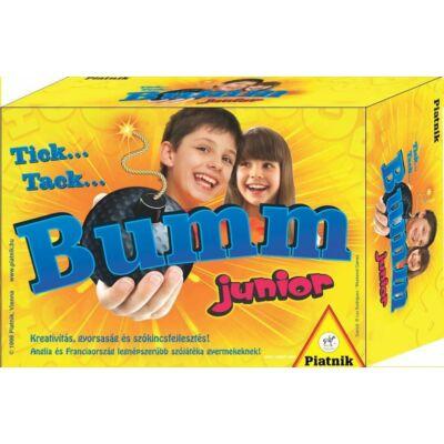 Tick Tack Bumm - Junior megújult kiadás társasjáték