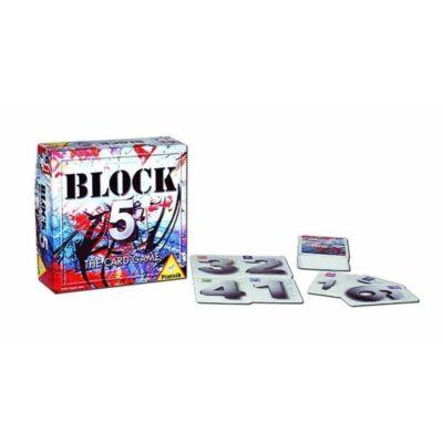 Block 5 Kártyajáték társasjáték