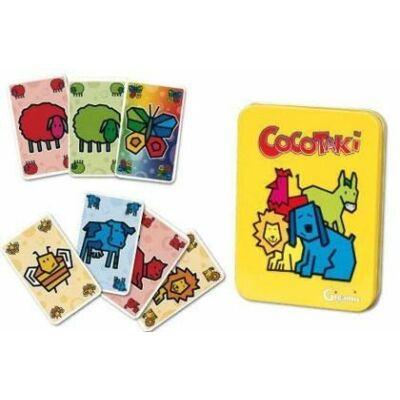 Cocotaki-kártyajáték társasjáték