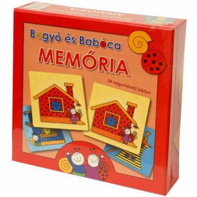 Bogyó és Babóca Memória társasjáték