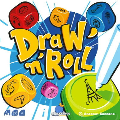 Draw N' Roll memóriajáték