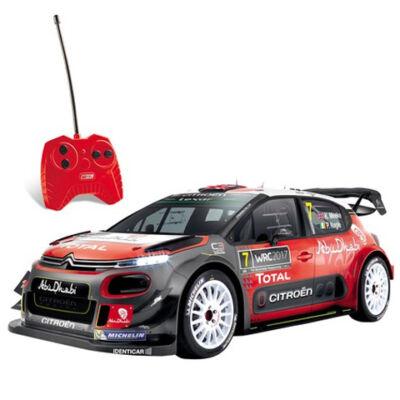 RC Racing Citroen C3 WRC távirányítós autó 1/24 – Mondo Motors
