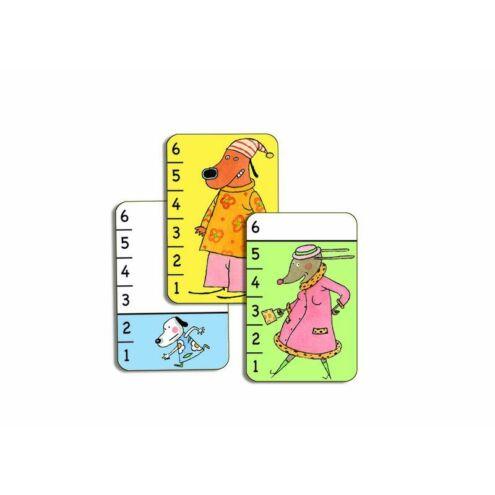 Bata waf kártyajáték kicsiknek