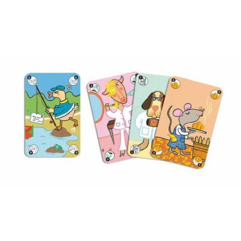 Happy family boldog család kártyajáték