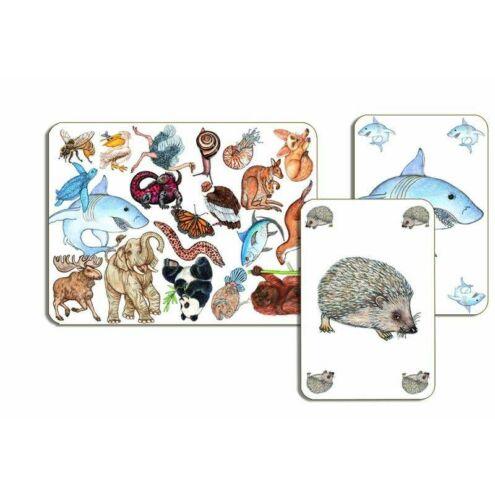 Zanimatch kártyajáték, gyorsaság