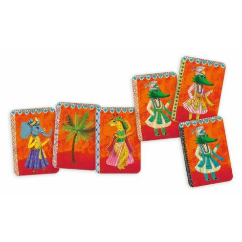 Kártyajátékok Kártyajáték játékos römi - Ram'ino