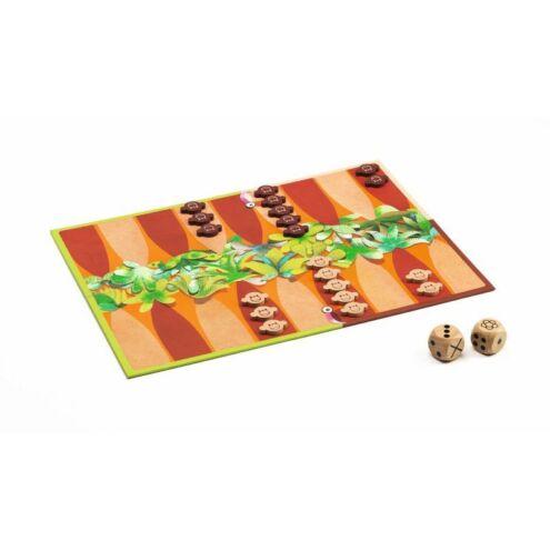 Fejlesztő játék Gondolkodási műveletek Backgammon junior