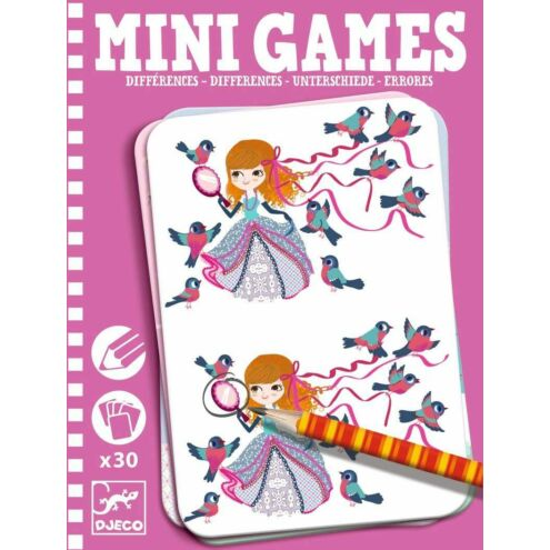Különbségek - Mini játékok