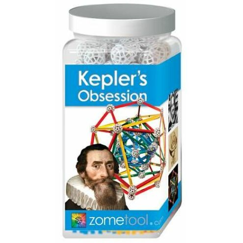 Zometool - Kepler rögeszméje - Keplers Kosmos