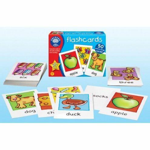 Szókártyák OR019 - Orchard