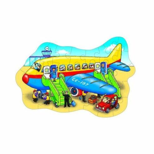 Repülőgép puzzle OR273 - Orchard