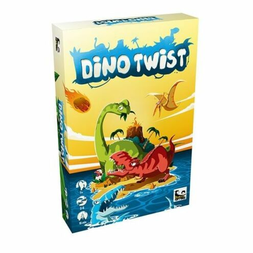 Dino Twist társasjáték