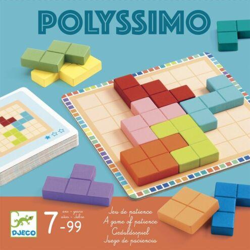 Polyssimo - logikai társasjáték