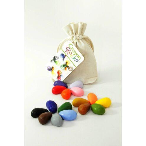 Kavicskréta Cotton Muslin 16 szín - Crayon Rocks