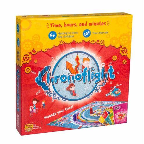 ChronoFlight társasjáték